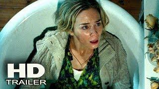 A QUIET PLACE - Official Final Trailer 2018 (Emily Blunt, John Krasinski) Thriller Movie