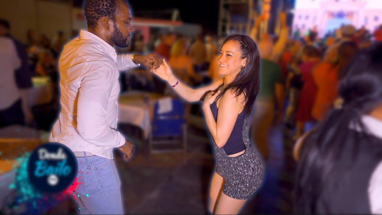 Bailando Salsa en la Tropical de Cuba | Baila en Cuba 2019