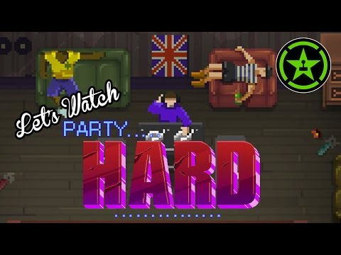 Let's Watch - Party Hard