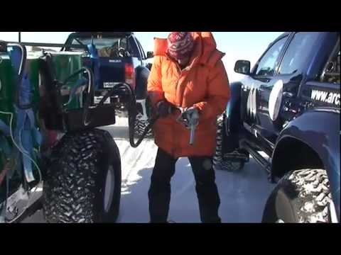 ARCTIC TRUCKS @ SOUTH POLE feat. Arctic Expedition AT44