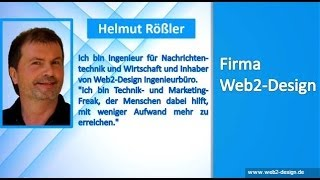 Web2-Design Ingenieurskunst für Marketing und IT