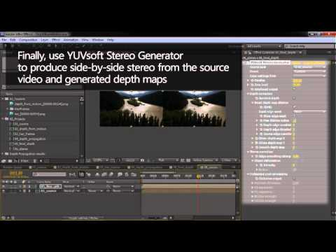 Fast Creation of Depth Maps Using Depth from Motion - YouTube on