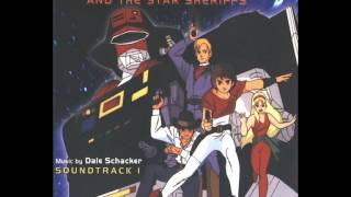 Samuel Dale Schacker (* June 1952 ) is an American composer who mainly by his compositions in the animated series Saber Rider and the Star Sheriffs is ...