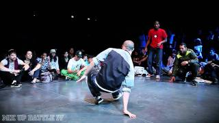 Mix up battle 2011 Yaman/Chakal vs Hocine /Nabil