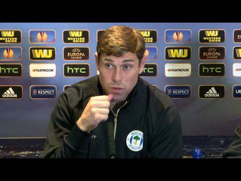 GRANT HOLT & OWEN COYLE RUBIN KAZAN PRESS CONFERENCE
