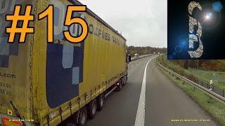 Sascha auf LKW-Tour #15 2014-11 (Mit Patrick, von Fehlwarnungen, Ausbremsern und Fahrschulautos)