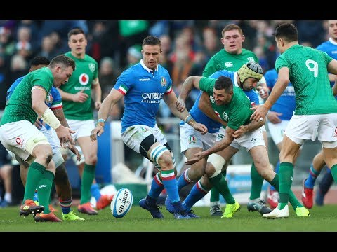 Highlights: Italy v Ireland | Guinness Six Nations