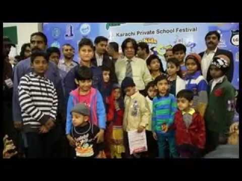1st Karachi Star Kids 2015