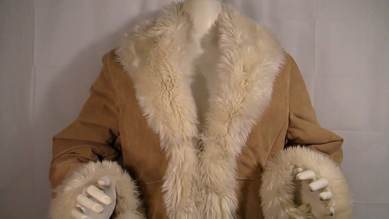 a8ed70809 WILSONS LEATHER PELLE STUDIO LEATHER SUEDE JACKET - YouTube