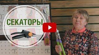 Как выбрать секатор и садовые ножницы ➡ Выбираем инструмент с экспертом HitsadTV