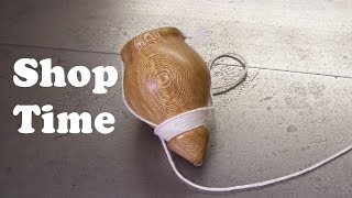 How To Make A Wooden Spin Top