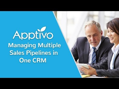 Managing Multiple Sales Pipelines in One CRM