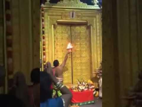 Morning Pooja in Tirumala Tirupati Temple