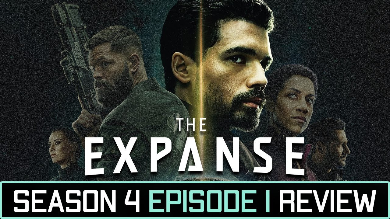 Download The Expanse Season 4 Episode 1 'New Terra' Review/Discussion