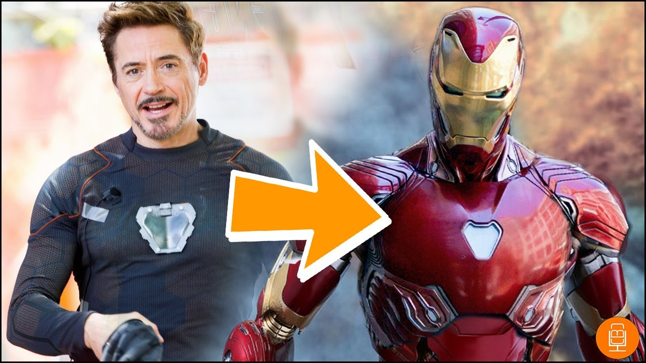 Iron Man Avengers Infinity War Armor Theory Amp Possible