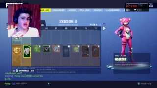 FORTNITE LIVESTREAM//ALONG WITH VIEWERS//CHANNEL BOOSTEN//€ 10 V-BUCKS GIVEAWAY//ROAD TO 3, 5K SUBS//