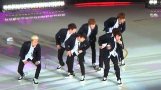 KCON 2014 BTS - We Are Bulletproof Pt. 2 (Live Fancam)