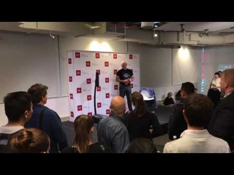 Rony Abovitz and Jon Hirschtick talk Magic Leap at HAR VRD   9 29 2016  |  [David Harrison]