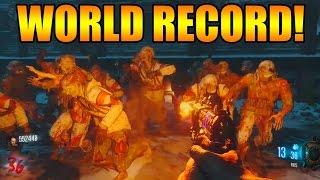 [WORLD RECORD] COD BO3 Zombies