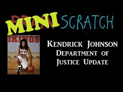miniScratch: Kendrick Johnson Department of Justice Update