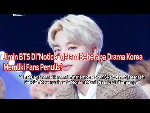"""Memiliki Hati Baik, Jimin BTS """"Masuk"""" dalam Drama Korea dan Temannya Ungkap Sifat dan Momen Manis"""