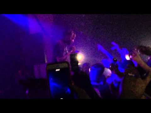 Travis Scott - Sin City (Live at Grand Central on 8/14/2015)