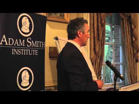 Free Market Fairness   John Tomasi at the Adam Smith Institute
