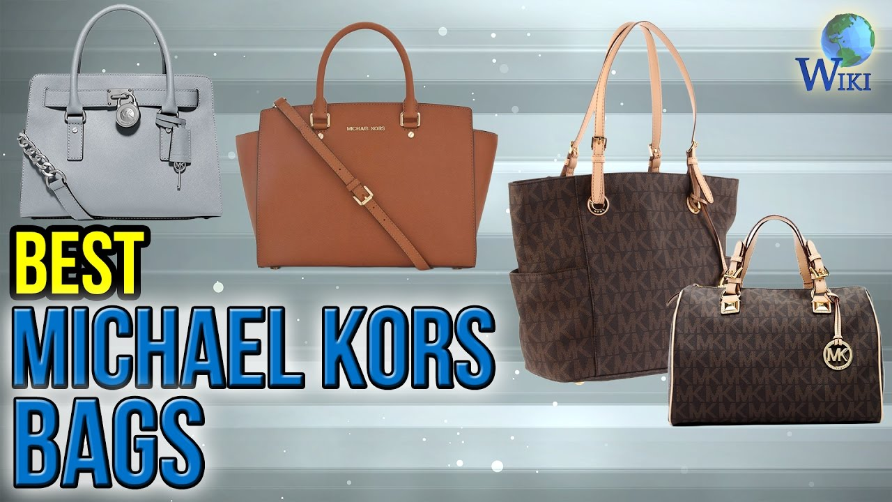 10 Best Michael Kors Bags 2017 You