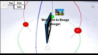 Herstellung von Booga Booga im Roblox-Studio