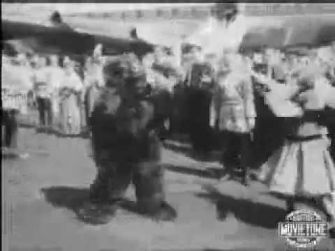 SIBERIA TO SYDNEY 1964