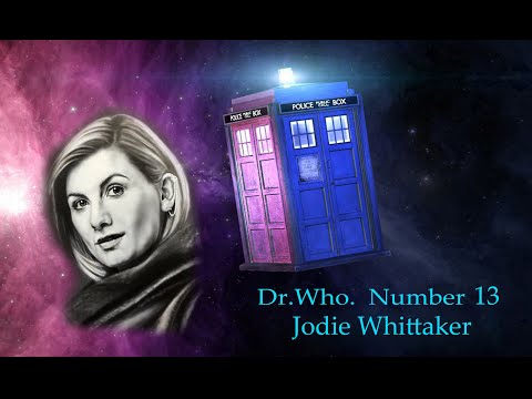 Dr.Who .13 - Jodie Whittaker
