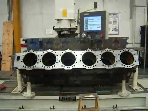 WAUKESHA 7042 ENGINE
