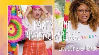Wreck the piñata with Quinsding and Marije | The Ritual of Holi