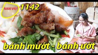 Bánh mướt - Làm bánh ướt đơn giản không cần khuôn -  Nam Việt 1142