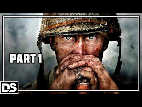 Call of Duty WW2 Gameplay German - Lets Play Call of Duty WW2 Singleplayer Deutsch Walkthrough DerSorbus