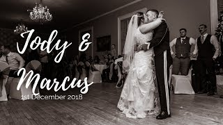 The Wedding Of Jody & Marcus - The Kings Head Hotel, Richmond.