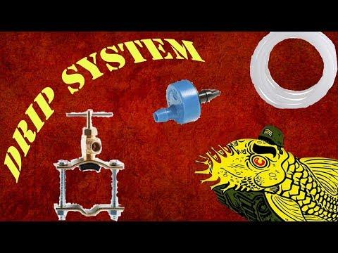 Fish Room: Drip System