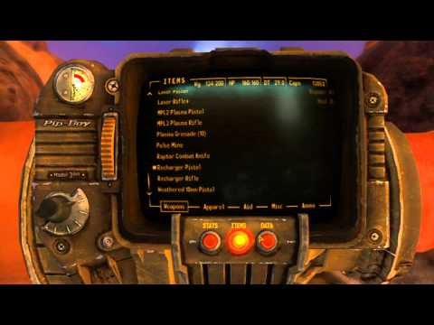 Let's Play Heavily Modded Fallout: NV-Part 23-Hidden Valley!