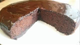 Постный Шоколадный Манник в Мультиварке. Вкусный Пирог без Яиц и Молочных Продуктов