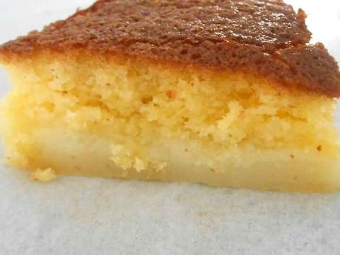Recette de gâteau magique