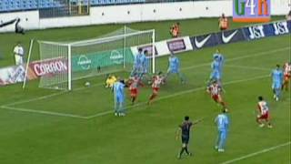 Slovan Bratislava-Olympiakos 0-1(Avraam Papadopoulos)