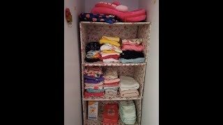 Cardboard Boxes to Cupboard Organiser - Quick & Easy DIY