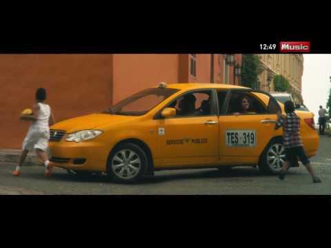 Pitbull feat Makassy - El Taxi officiel clip