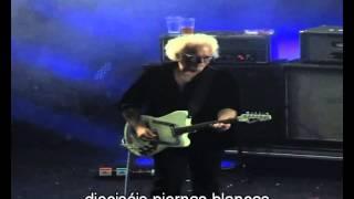 the cure piggy in the mirror live 2014 12 22 London   Hammersmith Apollo England subtitulada