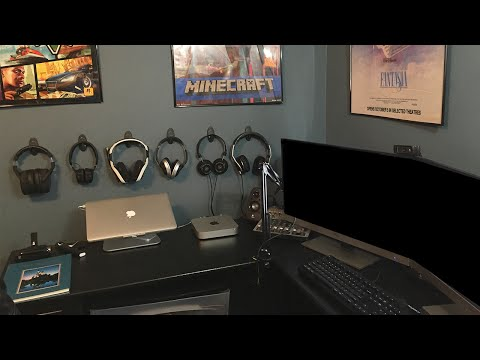 TOO MANY HEADPHONES! - Pimp Matt's Setup #7
