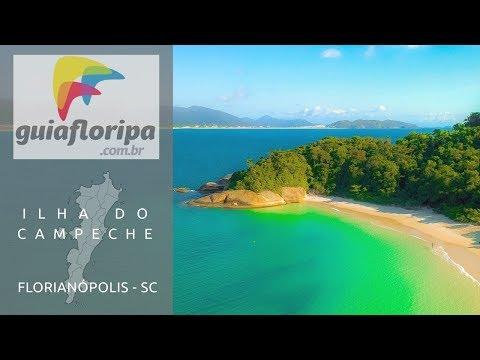 Vídeo da Ilha do Campeche