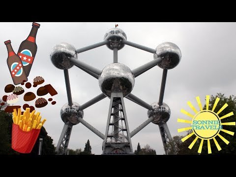 Brussels, Belgium: Backpacking Europe!