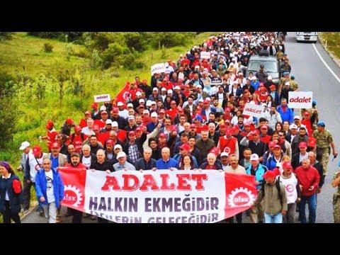 10.000 Menschen Bewegen Sich Auf Die Türkei Zu! Für Erdogan Wird Es Eng.