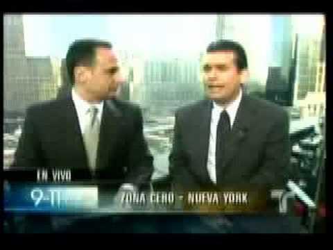 William Rodriguez on 9-11 06-Spanish!