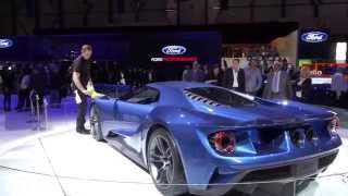 2015 Geneva auto show walk-around Harry